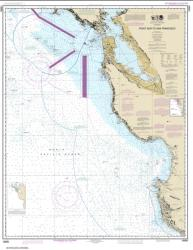 Point Sur to San Francisco (18680-32) by NOAA