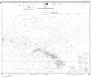 Hawai'i to French Frigate Shoals (19007-18) by NOAA
