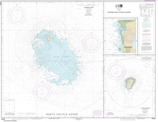 Lisianski and Laysan Island; West Coast of Laysan Island (19442-6) by NOAA