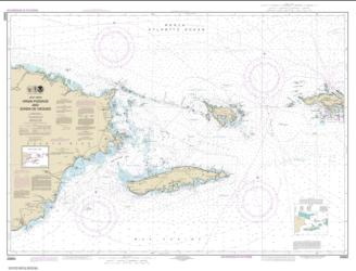 Virgin Passage and Sonda de Vieques (25650-37) by NOAA