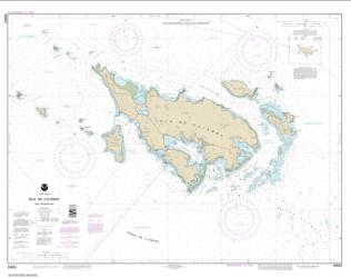 Isla de Culebra and Approaches (25653-13) by NOAA