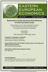 Eastern European Economics - non-US delivery